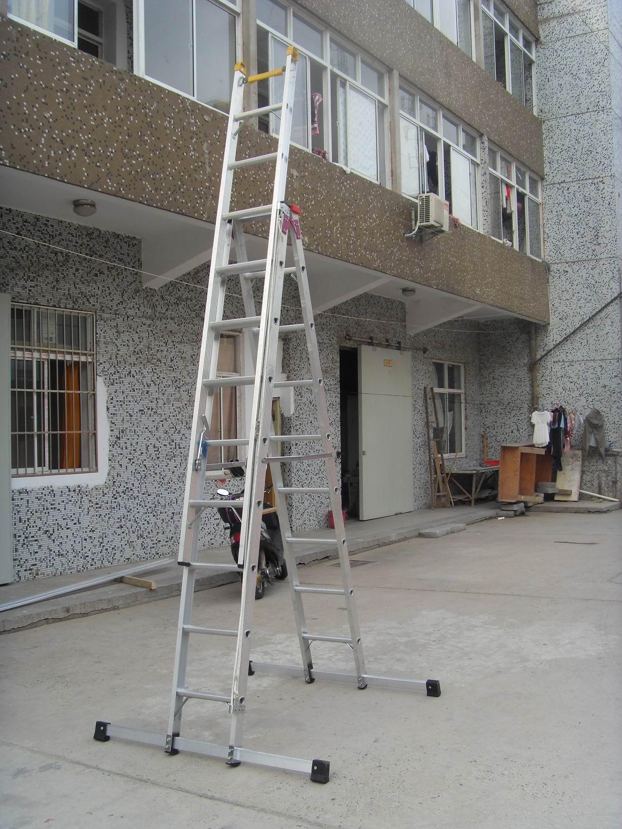 铝合金A型单升梯