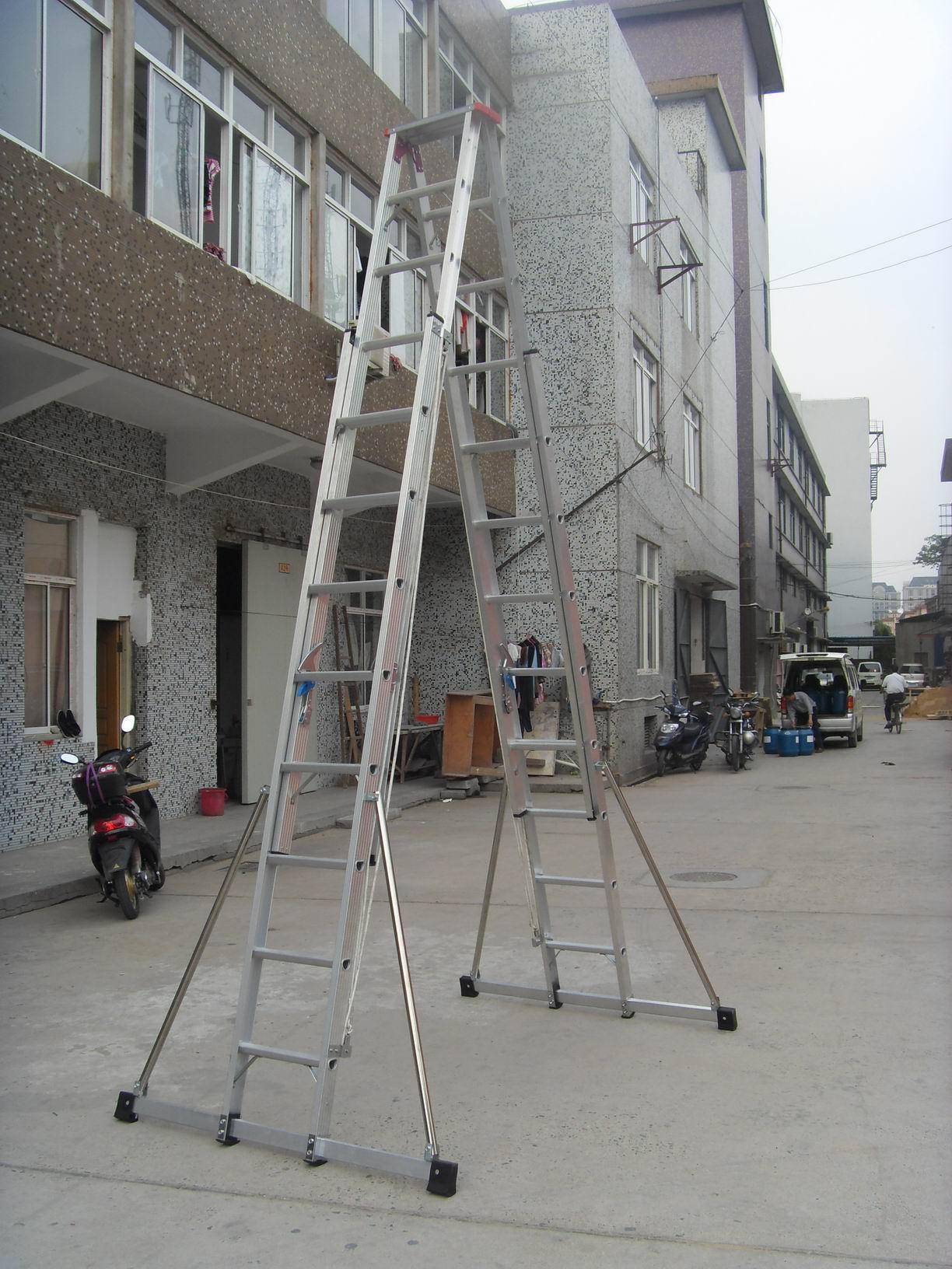 铝合金A型升降梯