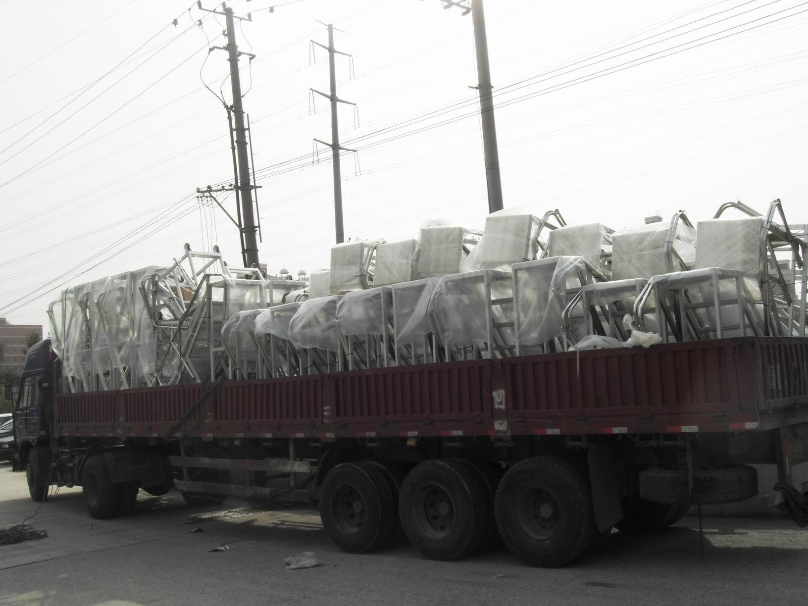 鋁合金登高車